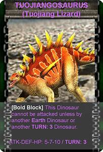 Image - Tuojiangosaurus.png - Dinosaur King Fanon Wiki