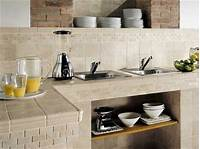 tile counter tops Tile Kitchen Countertops: Pictures & Ideas From HGTV | HGTV