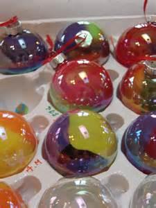 Preschool Christmas Ornament Craft
