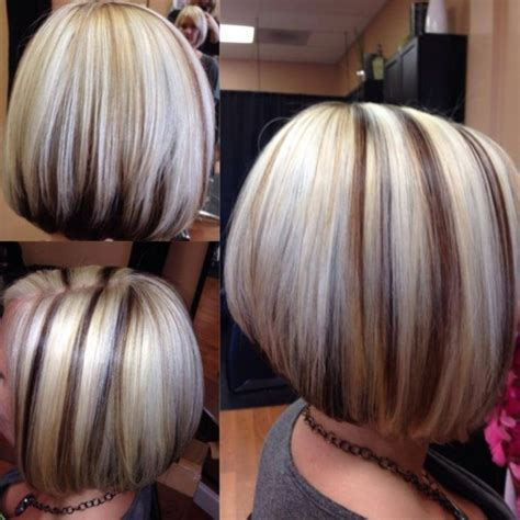 With Hair And by Asymmetrical Hair Colors Ideas