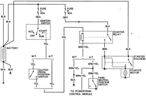 1997 Dodge Dakotum Wiring Diagram by 1991 Dodge Dakota Ignition Wiring Diagram Questions
