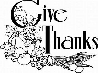 Thanksgiving Christian Graphics Coloring Pages Clipart Fall
