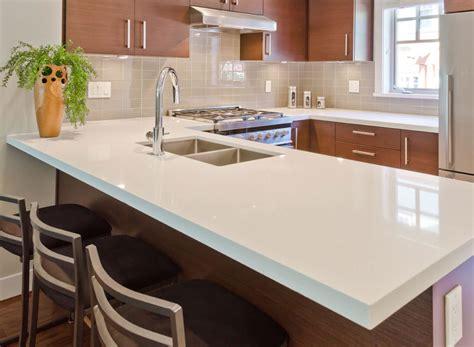 Stylish White Quartz Countertops Cost Granite Vs White