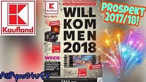 Silvester Prospekte 2018 : kaufland silvester prospekt 2017 18 allpyrostuff youtube ~ A.2002-acura-tl-radio.info Haus und Dekorationen