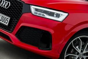 Audi Q3 Restylé : audi q3 restyl il peaufine ses arguments photo 34 l 39 argus ~ Medecine-chirurgie-esthetiques.com Avis de Voitures