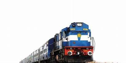 Train Background Indian Unfair Transparent Express Isolated