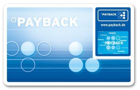 payback zweitkarte bestellen geht das  chip