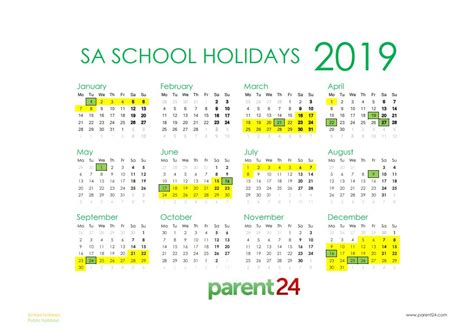 south african school holiday calendar suliman jooma son