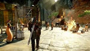 Dragon Age 3 Inquisition Gameplay - YouTube