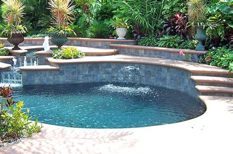 Deland Pool Contractors  Central Florida Inground Pools