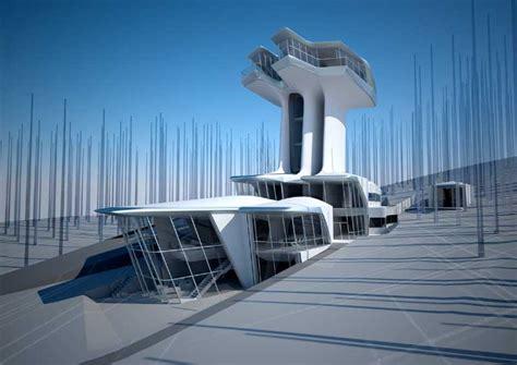 moscow luxury house zaha hadid house  naomi campbell  architect