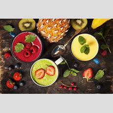 Die Besten Smoothie Rezepte Zum Frühstück!  Blog Manna