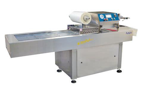 fully automatic sealing machine futura prepac pty