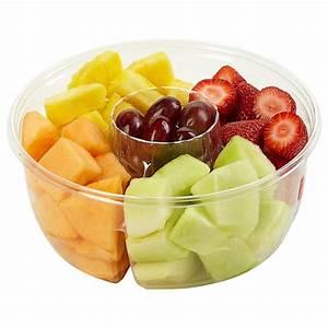 Fresh, Cut, Fruit, Bowl, 3, Lbs, 3, Lb