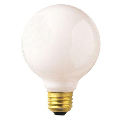 bulbrite 60 watt incandescent g25 light bulb 15 pack