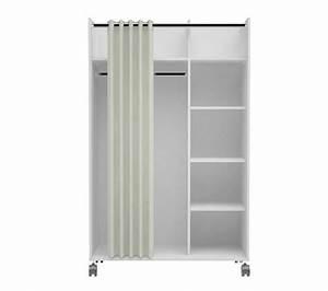 Dressing Rideau Ikea : best 25 dressing avec rideau ideas on pinterest ~ Dallasstarsshop.com Idées de Décoration