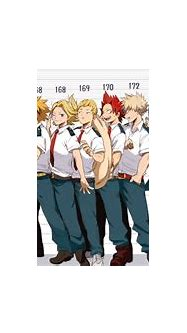 Head of the Class – ranking the students of Class 1-A; #10-1