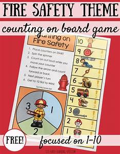 Fire Safety Counting On 1-10 | Liz's Early Learning Spot