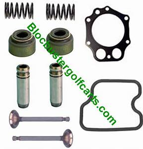 Club Car Gasoline Engine Rebuild Kits
