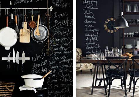 tableau noir ardoise cuisine tableau ardoise deco cuisine a coucher grise et blanche