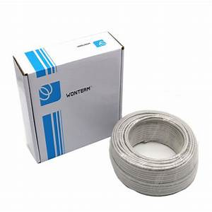 50m Category 6 Networks 0 56mm Twisted 23awg Cat6 Utp