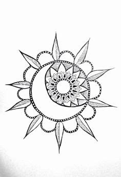 simple sunflower drawing - Google Search   College appt in 2019   Sunflower drawing, Sunflower