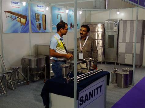 Kitchen Equipment Expo by Hyderabad Pharma Lytica Expo 2015 Sanitt Equipment