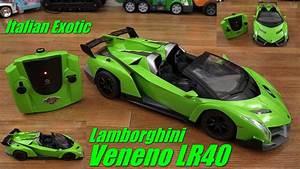 Rc 3 : rc toy cars for kids lamborghini veneno lr40 remote control toy unboxing w maya youtube ~ Eleganceandgraceweddings.com Haus und Dekorationen