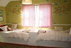 Geschwister Zimmer Einrichten : 40 cute and interestingtwin bedroom ideas for girls kinderzimmer einrichten geschwister und ~ Markanthonyermac.com Haus und Dekorationen