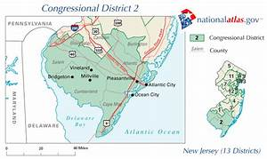 New Jersey's 2nd congressional district - Wikipedia