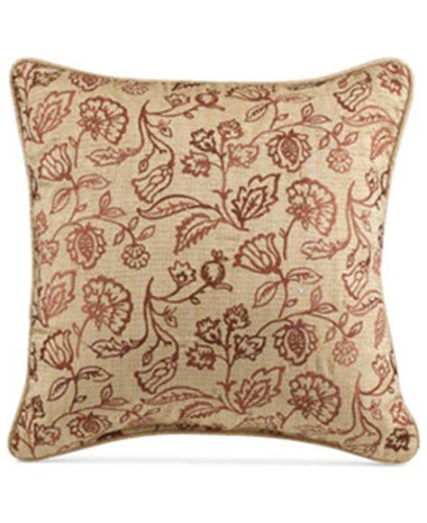 Macys Sofa Pillow Covers by Croscill Minka 18 Quot X 18 Quot Decorative Pillow Decorative