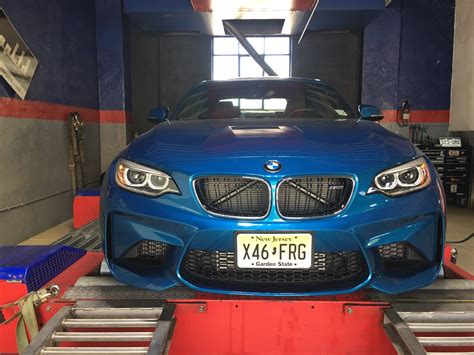 2016 bmw m2 dyno review how much hp torque does the baby m make video the fast car