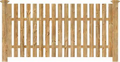 Fence Wood Picket Spaced Cedar Straight Icon