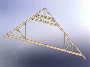 54 attic truss dimensions designmedeekcom resources With 40 ft attic truss