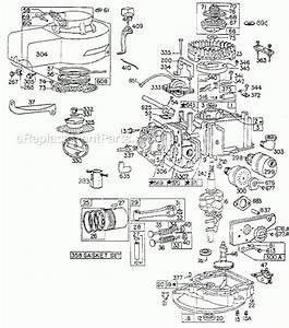 Briggs Stratton Engine Parts Diagram