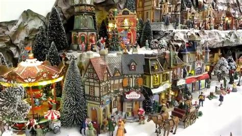 lemax christmas villages notre de no 235 l 2015 2016 lemax luville myvillage pat post 2