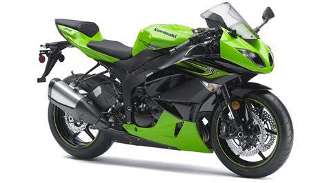 Green Kawasaki Ninja Hd Wallpaper