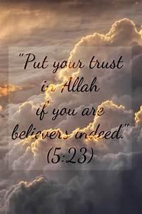 Tawakkul | The ... Allah Tawakkul Quotes