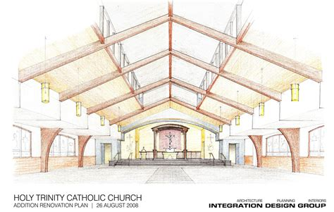 Townhall II: Inside the New Church