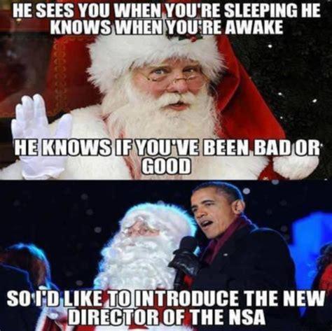 Santa Claus Meme - new director of the usa