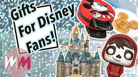 gifts for disney fans top 10 awesome gifts for disney fans youtube