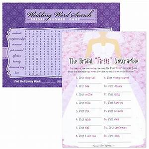 Bridal shower games for Games to play at wedding shower