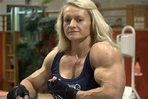 The Muscular Ladies  Know 5 Female Celebrities Who Have Taken Bodybuilding To New Heights