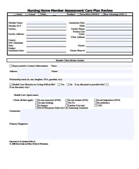 Nursing Care Plan Format Template by 9 Nursing Care Plan Templates Free Sle Exle