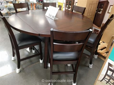 costco dining table in store surprising dining table costco pictures inspirations dievoon