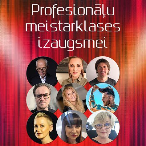 PROFESIONĀĻU MEISTARKLASES IZAUGSMEI