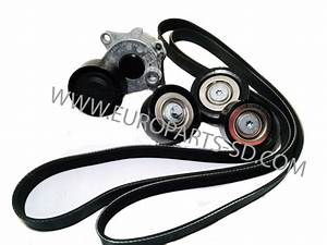 2014  Sprinter 2 1l 4 Cyl Serpentine Belt Kit    Free