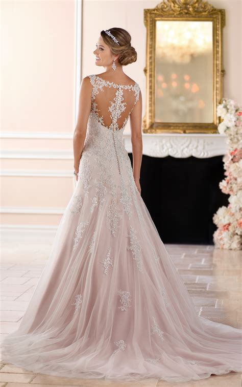 wedding dresses sparkling silver lace wedding dress