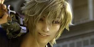 Final Fantasy Prompto Final Fantasy Versus Xiii Noctis Lucis