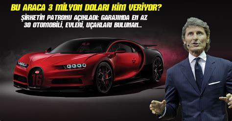 Ceo Of Bugatti by Bugatti Nin Ceo Su Stephan Winkelmann Bugatti Nin M 252 şteri